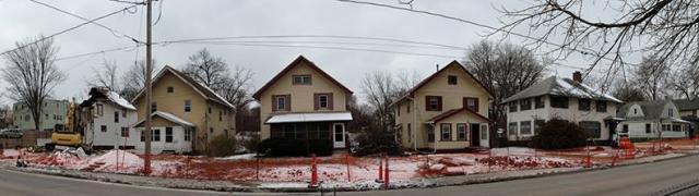 Homes demolished by Hurd Real Estate