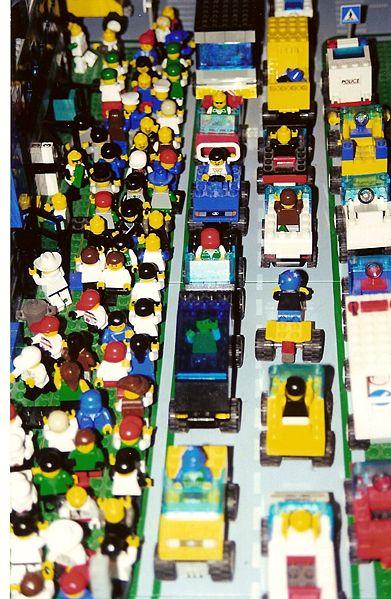 Lego Rush Hour