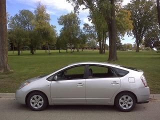 Toyota Prius: File source: James Benjamin Bleeker via Wikimedia Commons