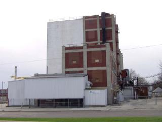 Feed Mill on East Grand: Photo from Polk County Assessor