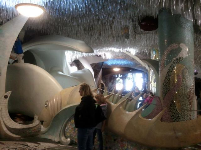 The Whale - Undersea at the City Museum