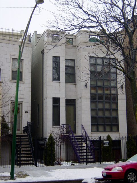 Chicago Infill Housing