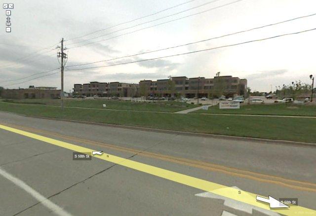 Fox Prairie Development (Google Streetview)