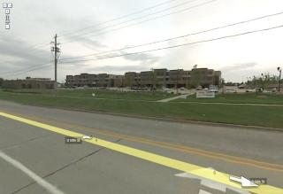 Fox Prairie Development (Google Streetview)