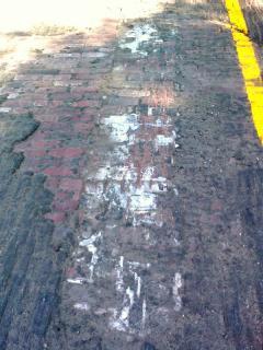6th Avenue Resurfacing - Brick Pavers