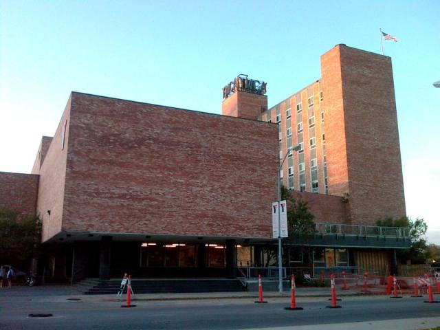 Riverfront YMCA Building