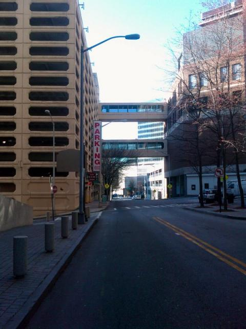 Double-Decker Skywalk (Atlanta)