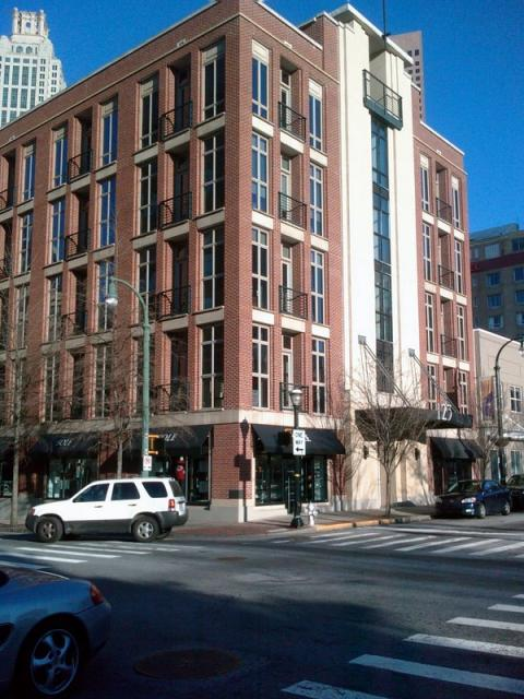 Condo/Retail Building (Atlanta)