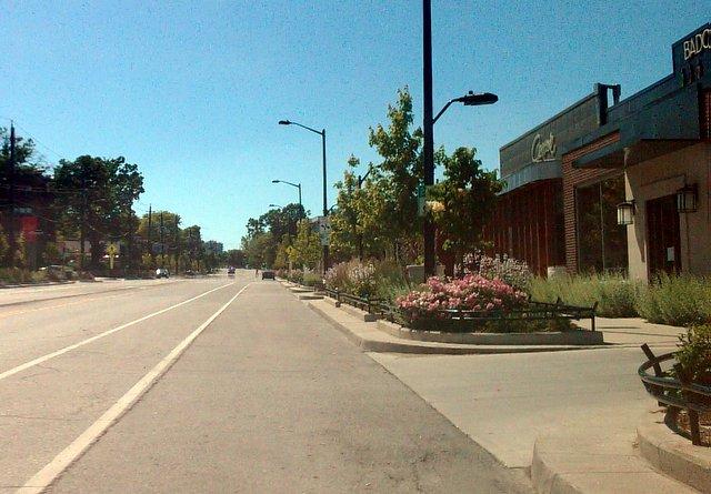 Ingersoll Streetscape
