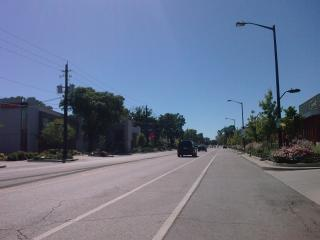 Ingersoll Streetscape and Bike Lane