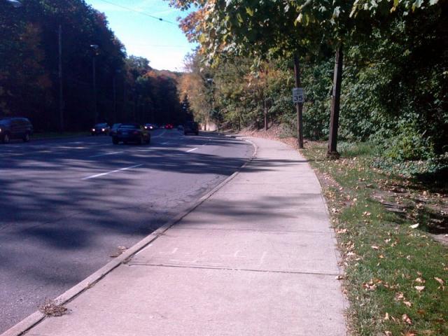 Cedar Road in Cleveland