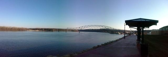 Top of the Levee, Port of Dubuque