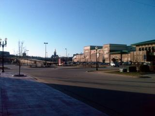 Casino Parking Lot, Port of Dubuque
