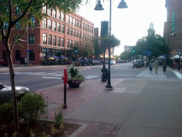 Court Avenue Pedestrian Commercial District