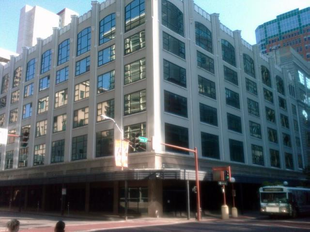 Former Younkers Building