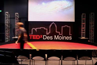 TedX Des Moines