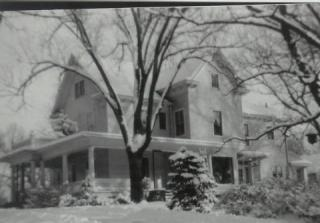 Historic Home, 1940's